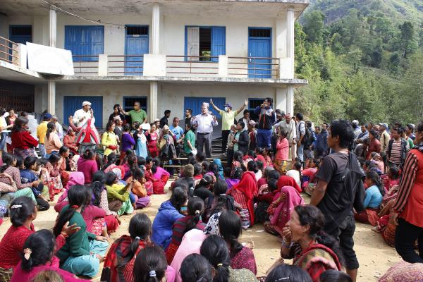 Update from Nepal