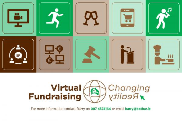 Virtual Fundraising Changing Reality