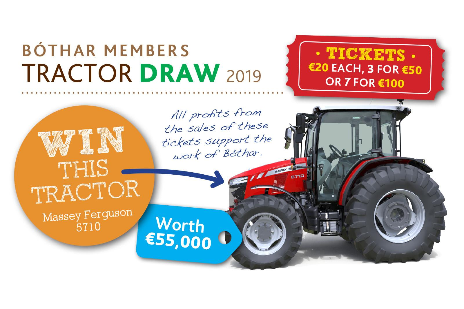 Tractor Draw 2019